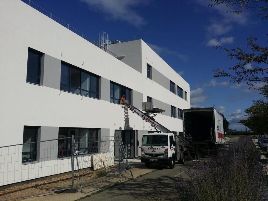 Benjamin ballay architecte actualit s - Le loft portes les valence ...